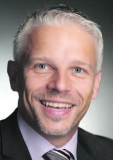 Frank Wojtkowiak BILD: HVG GRÜNFLÄCHENMANAGEMENT