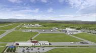 Bild: Flughafen Kassel