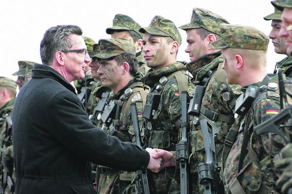 Bild: Bundeswehr/Kazda