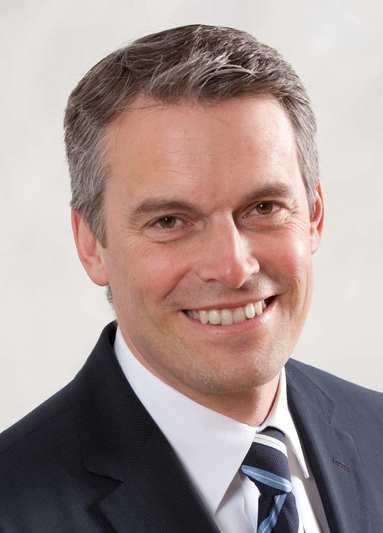 Dr. Jochen Keysberg.