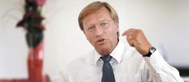 Harry K. Voigtsberger tritt keine neue Legislaturperiode an.