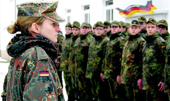 Bild: Bundeswehr/Bienert