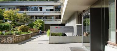 Die DHBW ist in Stuttgart auf 21 Standorte verteilt.