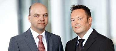 Thomas Werner und Michael Steinfeld.