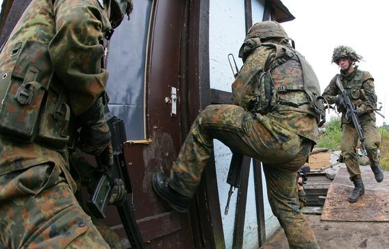 Bild: Bundeswehr/Rott