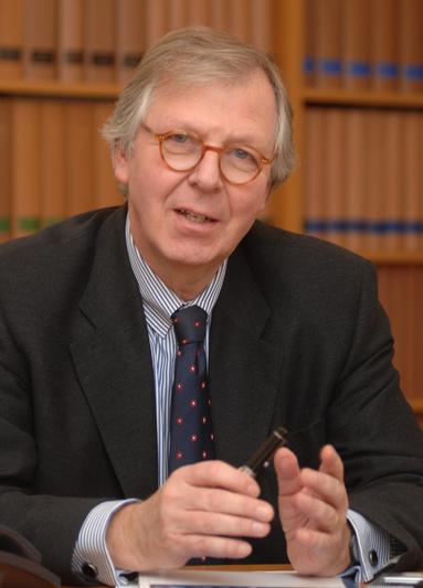 Walter Rasch, neuer Präsident der Bundesvereinigung Spitzenverbände der Immobilienwirtschaft (BSI).