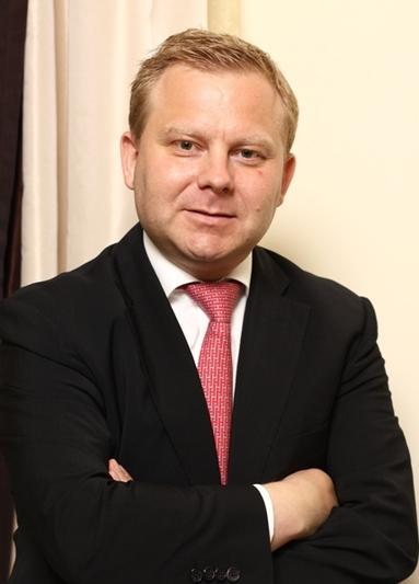 Sascha Klaus.
