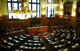Bild: Hamburgische Bürgerschaft