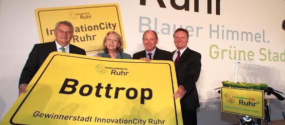 Bild: InnovationCity Ruhr