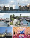 Ozeanum:jms u. Christian Rödel/Zoo Hannover/ Klimahaus Bremerhaven