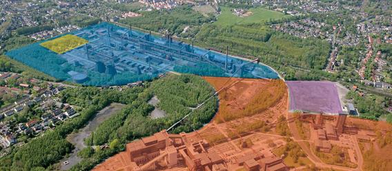 Bild: Stiftung Zollverein, Grafik IZ