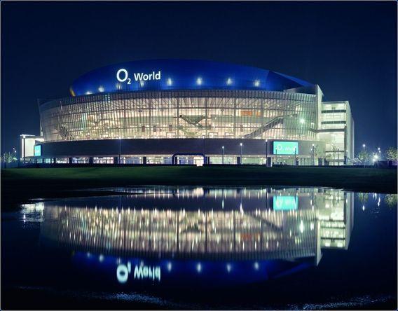 Bild: O2 World Berlin