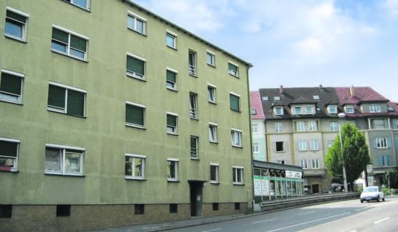 Bild: Bau- und Heimstättenverein Stuttgart