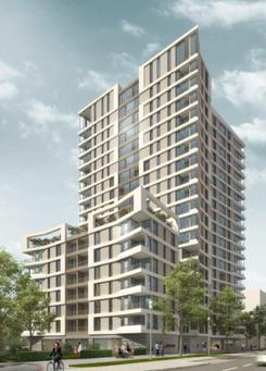 msm meyer schmitz-morkramer plant die Westside Towers. Bild: msm meyer schmitz-morkramer