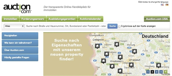 Bild: Screenshot auction.com