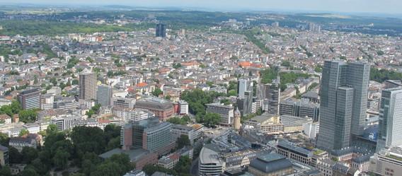Frankfurter Büromarkt bleibt stabil
