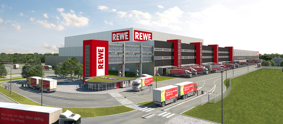 Rewe Forum Hanau
