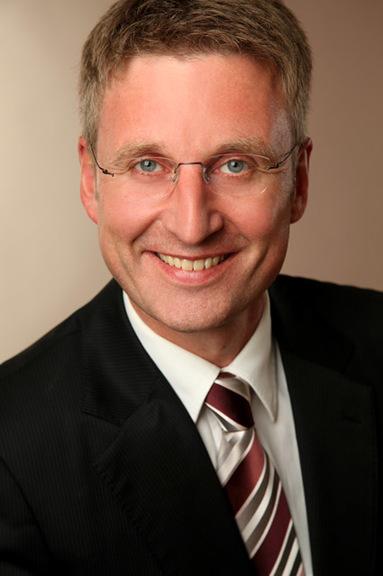 Dr. Andreas Krüger.