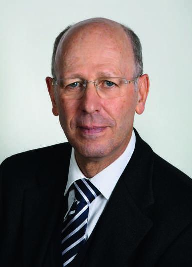 Prof. Dr. Hansjörg Bach.