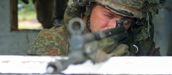 Bild: Bundeswehr/Miriam Langner
