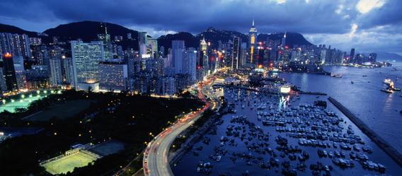 Hongkongs City ist unverändert das teuerste Pflaster für Nutzer von Büroflächen in Spitzenlagen.  Bild: PhotoDisc