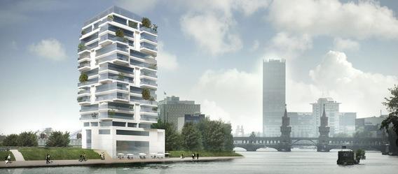 Die Pläne für das Levels stammen von nps tchoban voss. Bild: Living Bauhaus