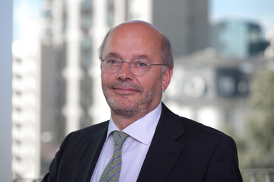 Prof. Thomas Dilger.