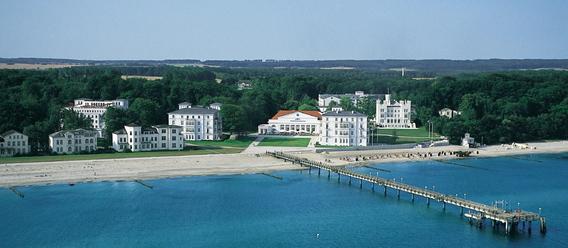 Bild: Grand Hotel Heiligendamm