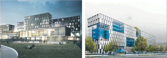 Bild: DPA Dominique Perrault/Henning Larsen Architects