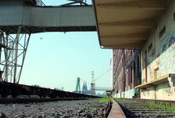 Bild: Häfen und Güterverkehr Köln