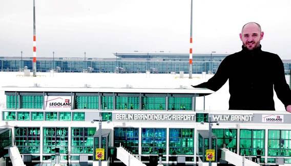 """Pannenflughafen """"Willy Brandt"""" ist der Bremsklotz"""