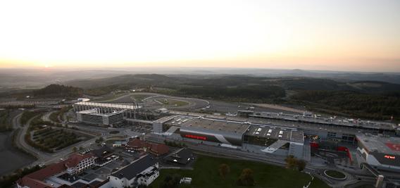 Bild: Nürburgring Betriebsgesellschaft