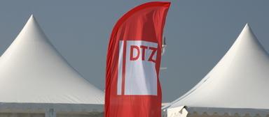 DTZ mit Deutschlandhauptsitz in Frankfurt erweitert sich.