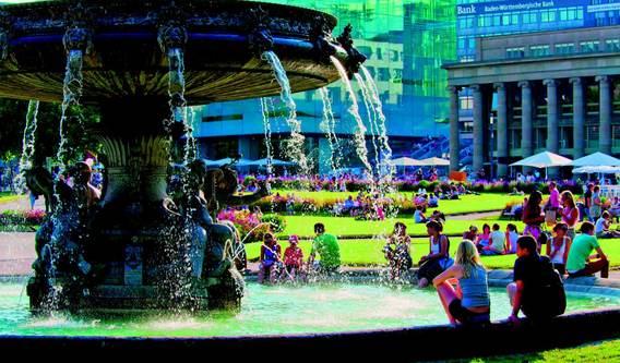 Bild: Stuttgart Marketing/Werner Dieterich