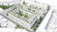 Bild: Kronprinzen Quartier GmbH/kadawittfeldarchitektur, 2013