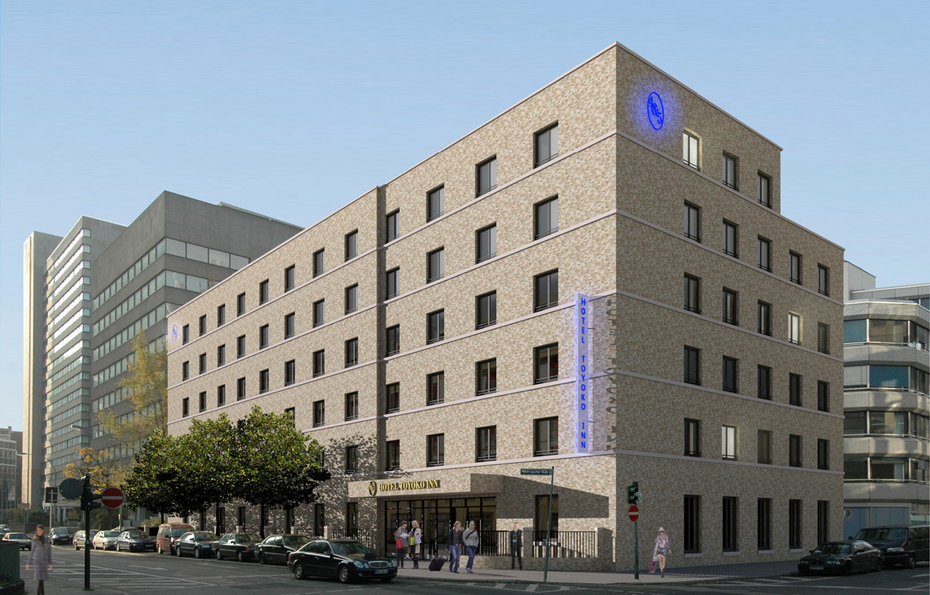Toyoko Hotel Frankfurt