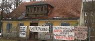 Die Linke fordert Recht auf Hausbesetzung
