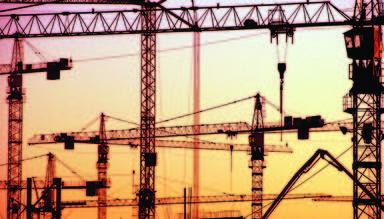 Morgenröte am Bau - zumindest für Bauingenieure und Architekten. Für sie gibt es so viele Stellen wie seit zehn Jahren nicht mehr.