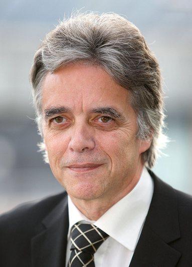 Geht in Ruhestand: Hans-Joachim Rühlig.