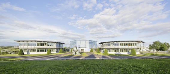 Die neue Zentrale von Birkenstock zieht nach Neustadt/Wied. Bild: Wilfried Fahnenstich