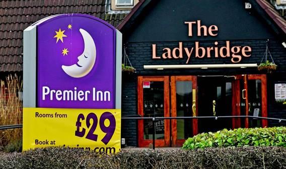 Bild: Premier Inn