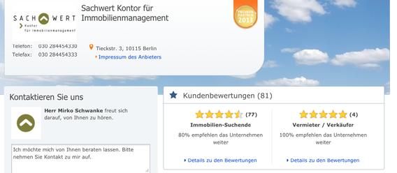 Bild: Screenshot www.immobilienscout24.de
