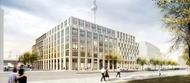 OFB will Hotel und Büros hinter dem Berliner Alexa bauen