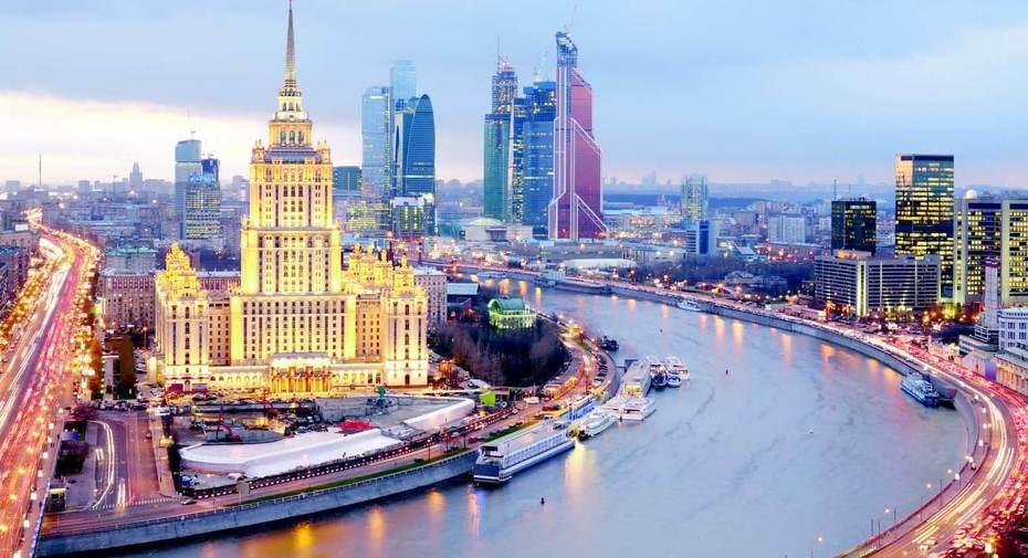 Moskau Einwohner 2021