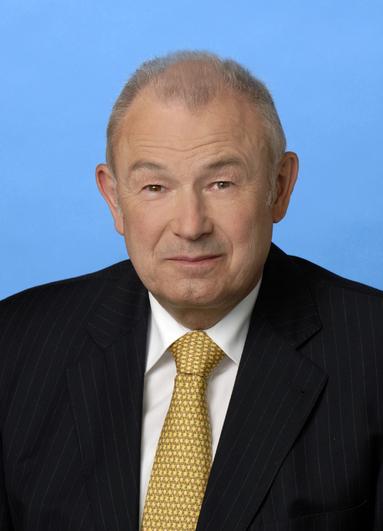 Günther Beckstein wird Ombudsmann für GBW-Mieter bei Fragen zur Sozialcharta.