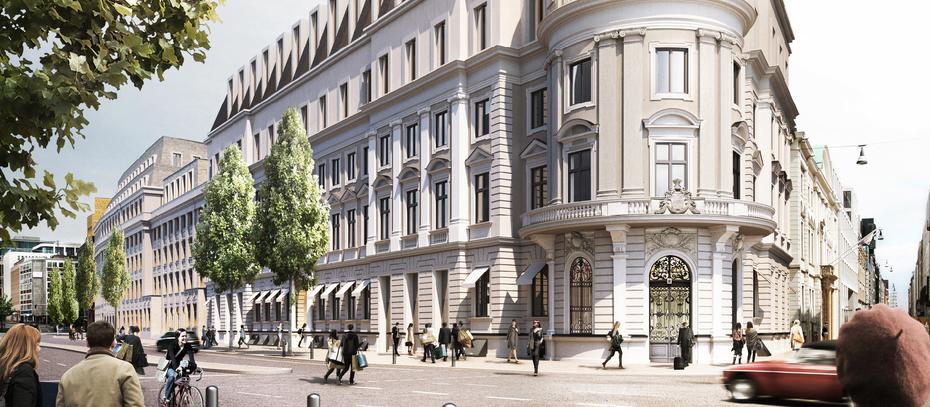 Hotel Hamburg Neuer Wall
