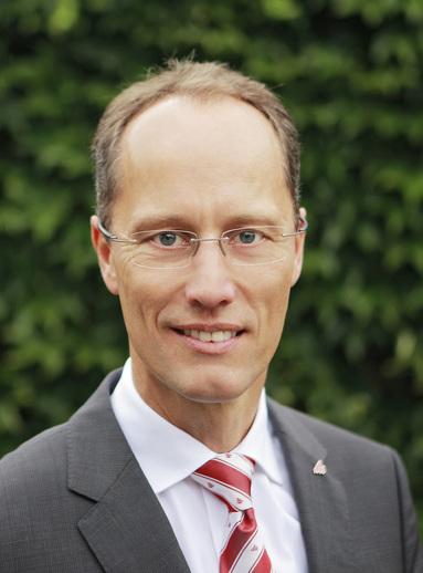 Neu im Vorstand: Ralf Schwung.
