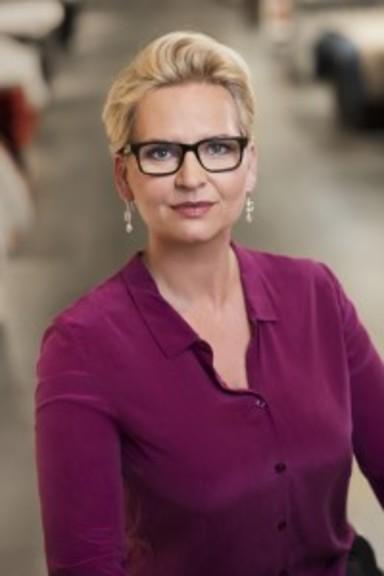 Eva-Lotta Sjøstedt kam von Ikea zu Karstadt und blieb nicht lange.
