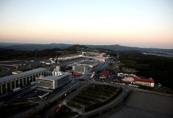 Bild: Nürburgring Betriebsgesellschaft mbH