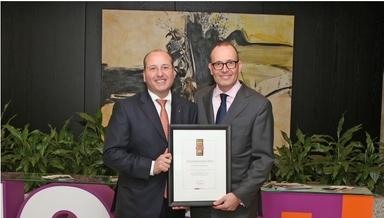 Wurden von der Auszeichnung überrascht: Die beiden Brüder und geschäftsführenden Gesellschafter von Piepenbrock - Olaf (links) und Arnulf Piepenbrock.